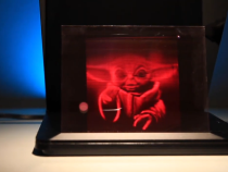 [Look] This 3D Printer Can Make 4x2 Inch Holograms: Learn More About This $1,600 Machine