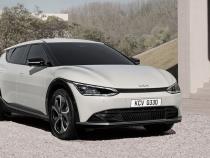 First Look at Kia EV6 Electric Car—Company Boasts 'Progressive Design'