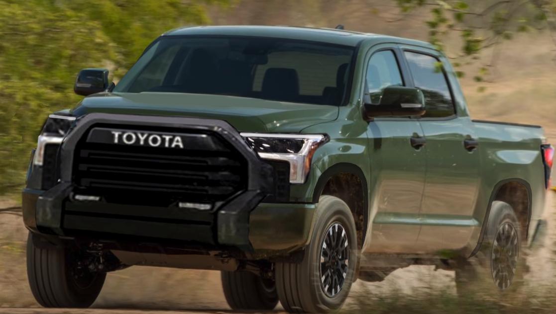 2022 Toyota Tundra Leak Hints Longer Cab Configuration; 10-Speed Automatic Transmission Rumored