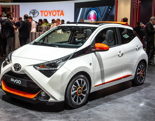 Toyota Aygo X Prologue Specs Boast Stylish Exterior With Side Mirror Camera! Is It Coming to the US?