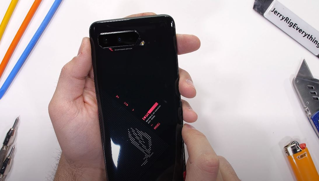 Asus ROG Phone 5 Review: Specs, Features and Durability Revealed!