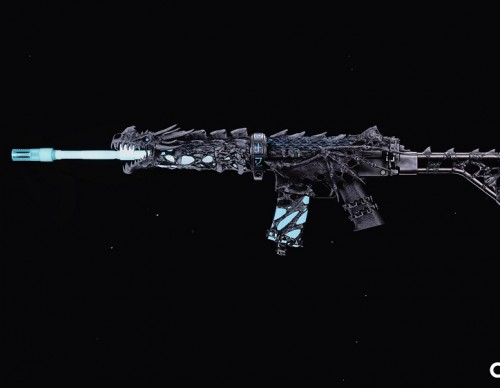 'Call of Duty' NecroKing Bundle: How to Get the Awesome 'Ice Drake' Dragon Skin in Cold War, Warzone