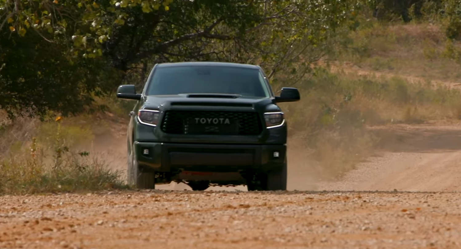 2022 Toyota Tundra Hybrid Option Rumored to Be Coming--Better Power Teased!