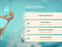 'Genshin Impact' Ballads of the Breeze Challenge: Unlock Requirements and How to Complete the Mini-Game