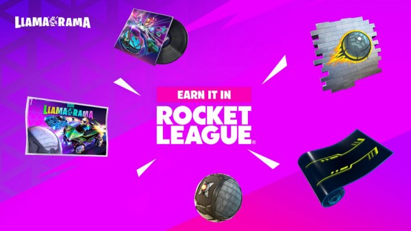 Fortnite-Rocket League Rewards: How to Complete the Challenges in the Llama Rama Event