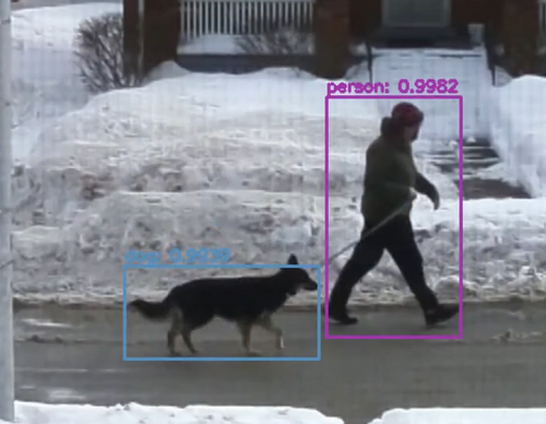 Awesome AI-Powered Machine Automatically Shouts Compliments to Dogs Passing By [VIDEO]