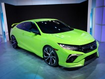LOOK! 2022 Honda Civic Leaked Photos Show Redesigned Exterior