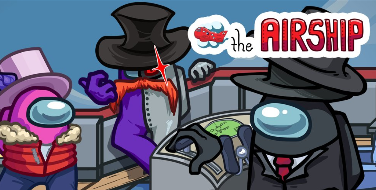 'Among Us' New Map: Airship Release Date, Free Hats and More Updates