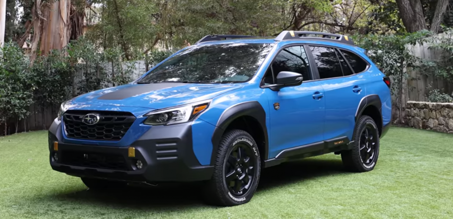 2022 Toyota Subaru Outback Wilderness Engine, Torque and More—Massive Ground Clearance Hyped!