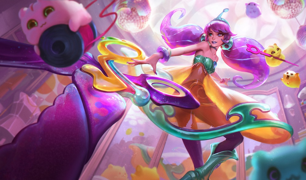 'League of Legends' April Skin Lines: 3 Dragonslayer, 2 Blackfrost Skins Coming in Patch 11.8