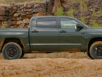 2022 Toyota Tundra Interior Highlights Safety Features—Adaptive Cruise Control, Blind Spot Monitoring, and More!