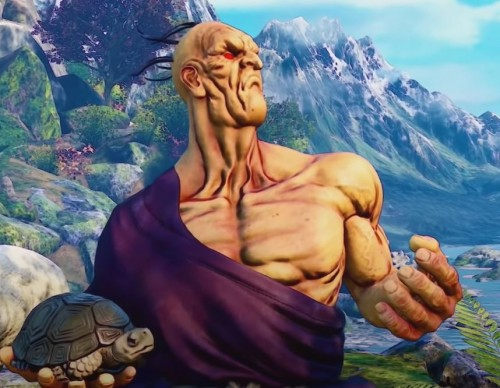 'Street Fighter 5' Characters: How to Use Oro, Classic Moves, New Attacks, V-Skill and More