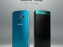 Blue Topaz Samsung Galaxy S6, Green Emerald Samsung Galaxy S6 Edge