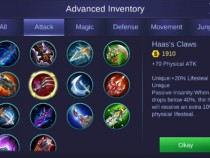 Mobile Legends Items Guide. Be Prepared!