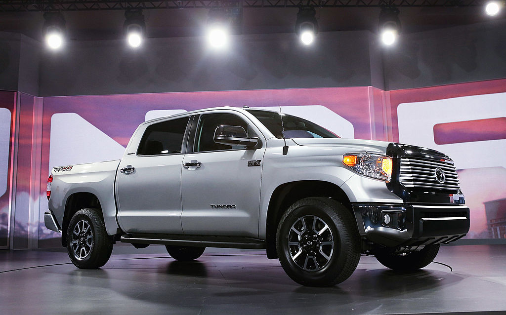 2022 Toyota Tundra Teaser Reveals Major Design Change: New Headlines, Size, Grille and More