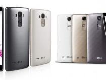 LG G4 Stylus (left), LG G4c (right)