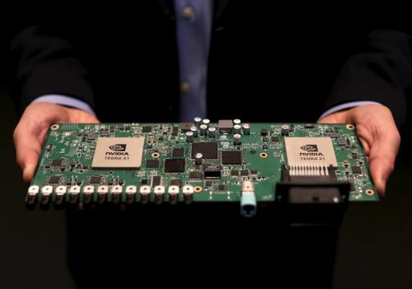 Latest 3D Graphic Chip For Laptops By Nvidia Launches