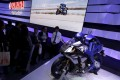Yamaha Unveils Motorcycle-Riding Robot
