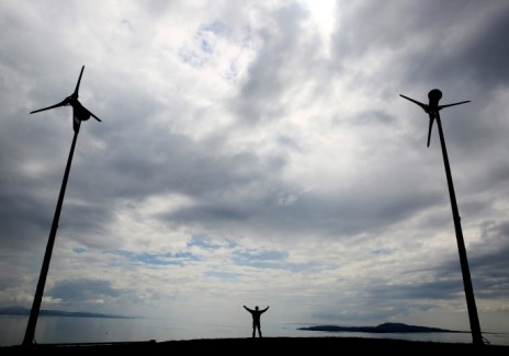 The Hebrides Use Wind Energy To Power Up Renaults