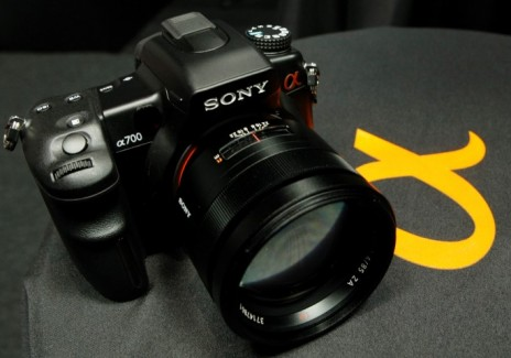 Sony Alpha 7 II Updates Firmware