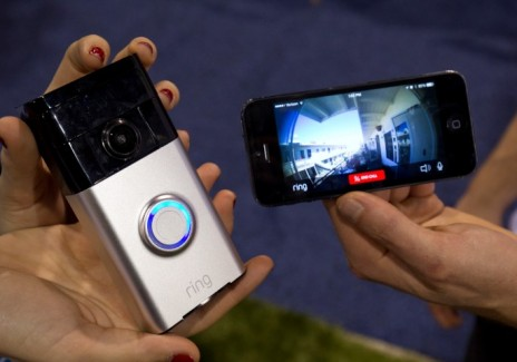 Ring Smart Doorbell Partners With Kwikset Kevo To Secure Doors