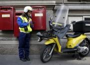 Energica displays their Eva electric motorcycle at the Esposizione Internazionale Ciclo Motociclo e Accessori in Milan.