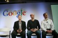 Chou, CEO of HTC, Rubin, VP of engineering for Google, and Quieroz, VP of product management for Google,...