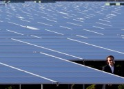 Australia's Infratech has developed a floating solar technology that will be used by the state of California to power up its Holtville water treatment plant.