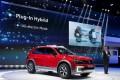 Volkswagen Unveils The Tiguan GTE Active Concept