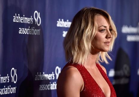 'The Big Bang Theory' Actress Kaley Cuoco