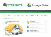 Google and Evernote have something for the users to make their work better and seamless.