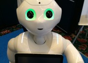 Pepper Robot will be in the American shore. It will be developed in Android platform.