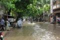 Monsoon floods in Chennai, India