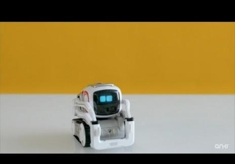 Anki's Cozmo robot