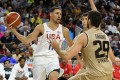 Argentina v United States - USA Basketball Showcase