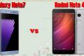 Xiaomi Redmi Note 4 vs Samsung Note 7 Specs And Features Comparison