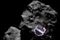 Rosetta Space Probe On Comet 67P