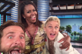 Michelle Obama Co-hosts On 'The Ellen DeGeneres Show' ; First Lady Goes Shopping With Ellen