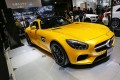 Imagine this AMG-GT S without the roof and with twin-turbo V8 engine. That's how the GT and GT C looks like.