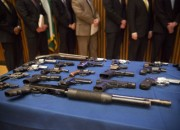 NYPD Commissioner Raymond Kelly announced that a new technology is in development in an effort to further fight gun violence.<br /> <br />