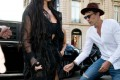 Kim Kardashian and prankster Vitalii