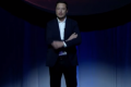 Elon Musk at the International Astronautical Congress