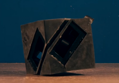 A 3D Printed Object