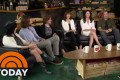 On-set Interview of Returning Cast Members of