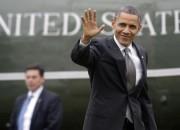 Obama blasts the GOP filibuster of Defense Secretary nominee Chuck Hagel, talks climate change, gun control, and more