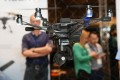 InterDrone Conference For Commercial Drones Held In Las Vegas