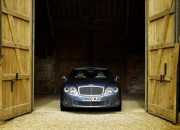 Bentley's new Flying Spur is bigger, lighter and really fast