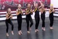 Dance Moms Pyramid Choreograph