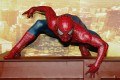 GBR: Spider-Man 2 At Madame Tussauds - Photocall