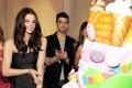 Ashley Greene Hosts Her 24th Birthday At Pure Nightclub At Caesars Palace